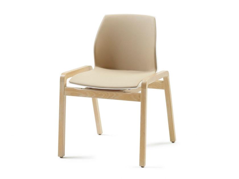 Polypropylene chair GRACE PP 01 by Z-Editions