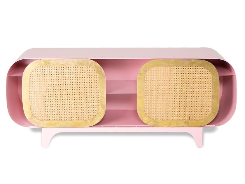 Plate sideboard with doors GRACE | Sideboard with doors by Officine Tamborrino