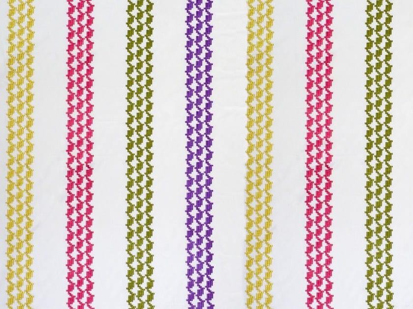 Cotton fabric GRACELINE by Aldeco