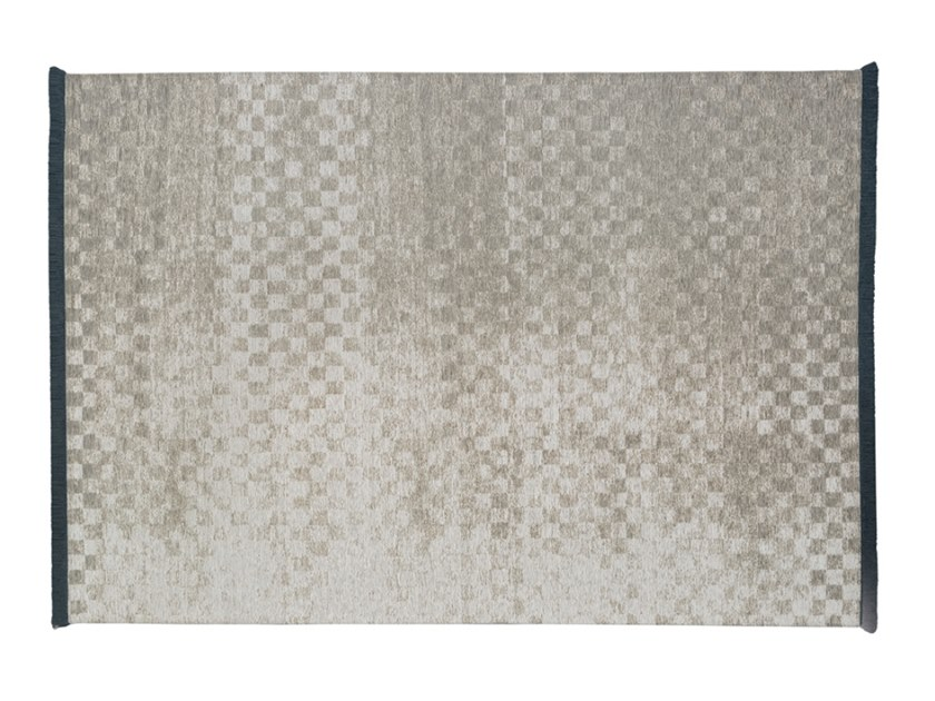 Rectangular rug GRADIENT by Gruppo Tomasella