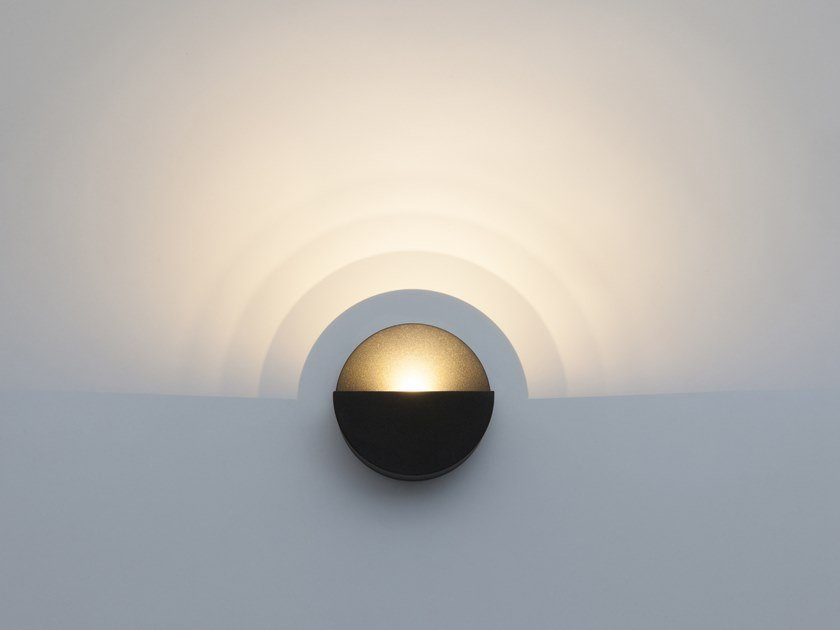 LED Wandleuchte aus Polycarbonat GRADIENT by Vibia