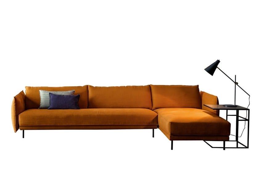Sectional fabric sofa GRAFFITI | Sectional sofa by Twils