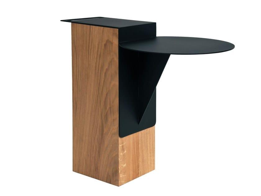 Oak side table GRAFIT | Coffee table by RADAR INTERIOR