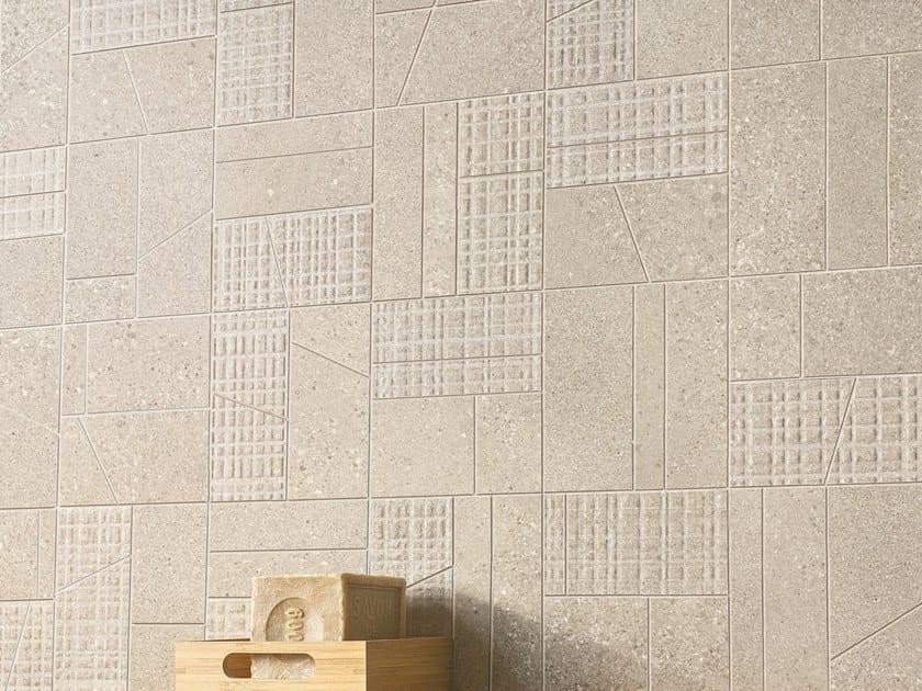 Porcelain stoneware wall/floor tiles GRAIN STONE SAND by Ergon by Emilgroup