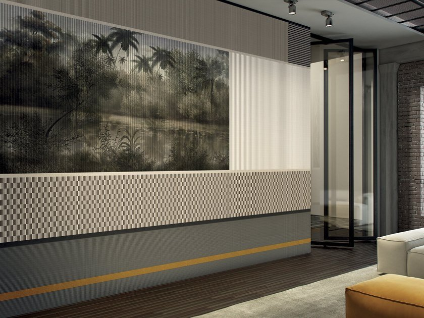 Landscape wallpaper GRAND LIFE by GLAMORA