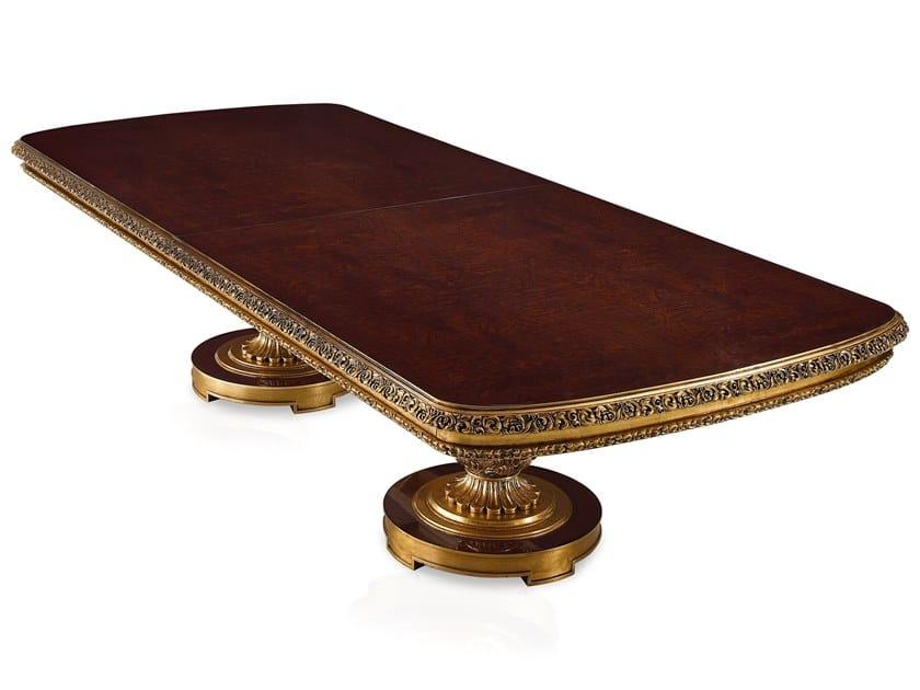 Rectangular table GRAND ROYAL | Rectangular table by A.R. Arredamenti