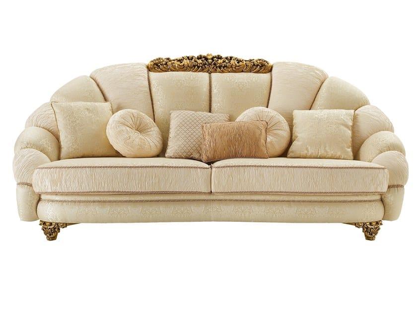 Fabric sofa GRAND ROYAL   Sofa by A.R. Arredamenti