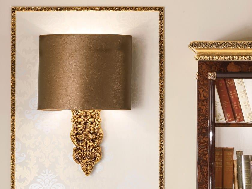 Wall light GRAND ROYAL   Wall lamp by A.R. Arredamenti