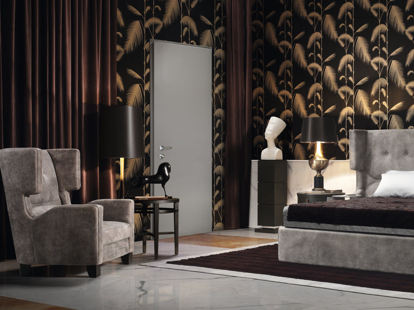 Lacquered safety door GRAND SUPERIOR - 15.4012 S16 by Bauxt