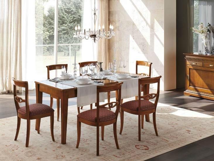 Extending rectangular table GRANDAMA | Table by Devina Nais