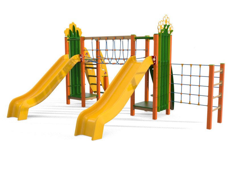 Play structure GRANDE CESPUGLIO PALESTRA by Stileurbano
