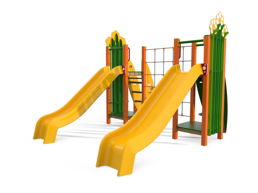 Play structure GRANDE CESPUGLIO QUADRATO by Stileurbano