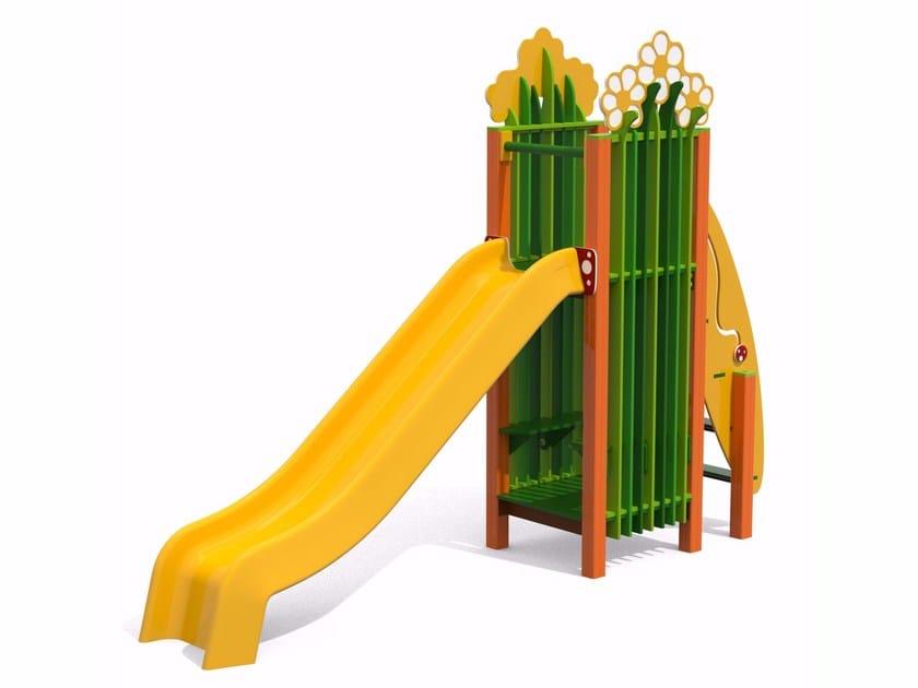 Slide GRANDE CIUFFO by Stileurbano