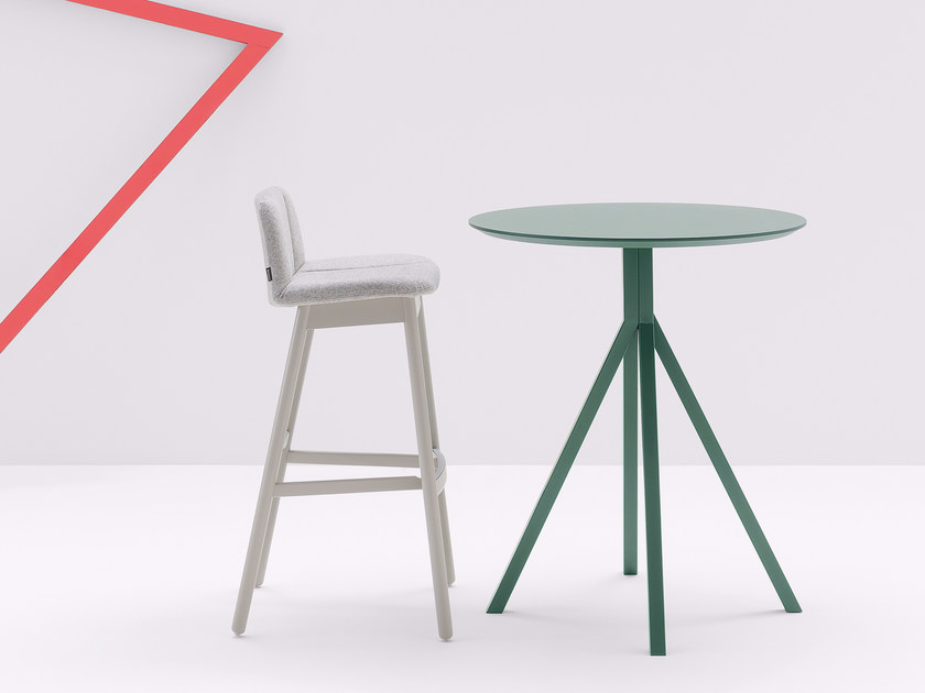 Round high table GRAPEVINE | Round table by BILLIANI