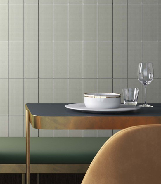 Glazed stoneware wall floor tiles graph graph collection for Vogue ceramica