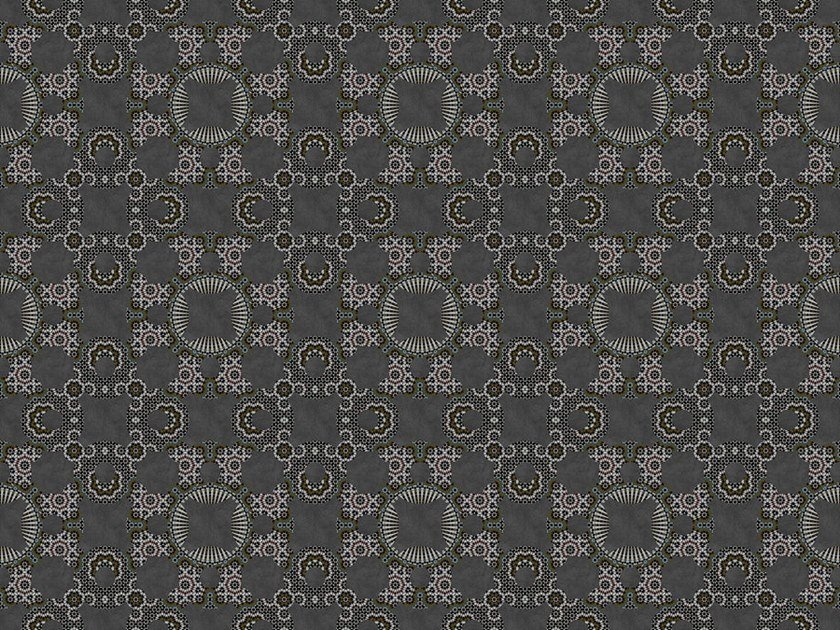 Motif Digital printing wallpaper GRAPHITE by Architects Paper