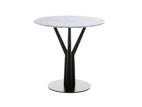 Round Carrara marble table GREN | Carrara marble table by Cizeta L'Abbate