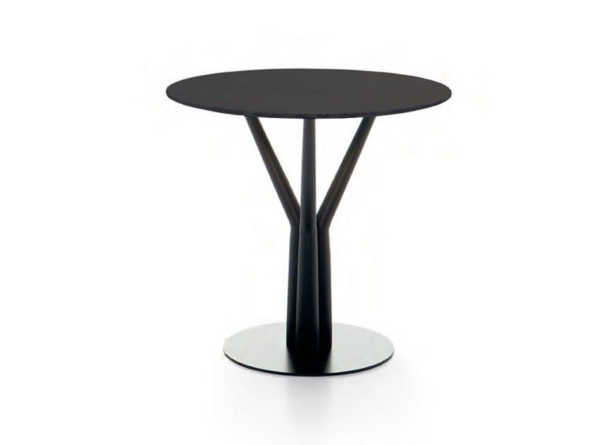Round Fenix-NTM® table GREN | Fenix-NTM® table by Cizeta L'Abbate