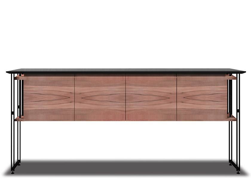 Wooden sideboard GREN | Sideboard by HEBANON