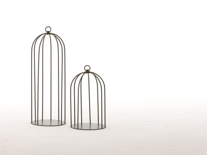 Metal decorative object GRID by Tonin Casa