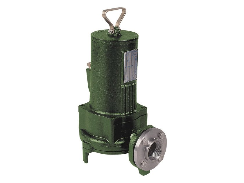 Sewage and waste water for small discharge pipe GRINDER 1000/1200/1600 by Dab Pumps