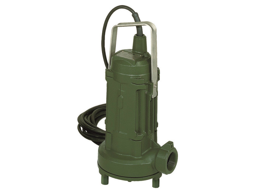 Sewage and waste water for small discharge pipes GRINDER 1400/1800 by Dab Pumps