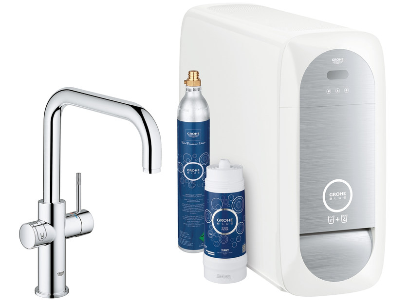 Water dispenser GROHE BLUE® HOME | Water dispenser by Grohe