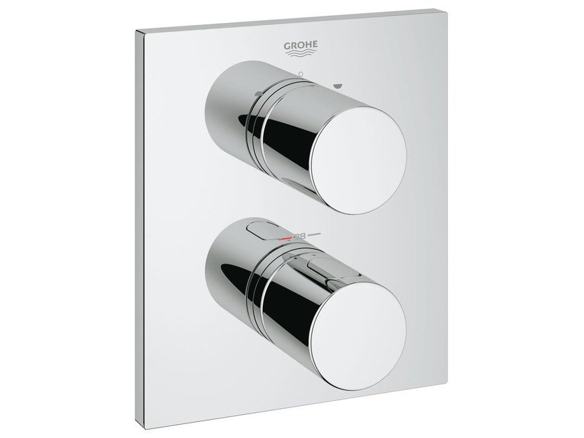 grohtherm 3000 cosmopolitan thermostatische badewanne mischbatterie kollektion grohtherm 3000. Black Bedroom Furniture Sets. Home Design Ideas
