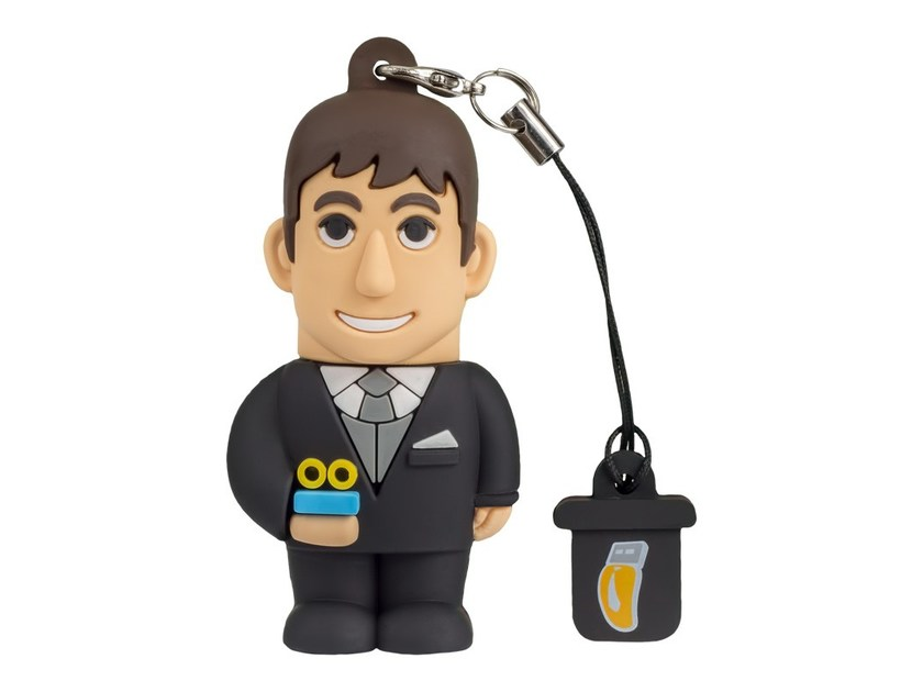 Pen Drive USB 8GB GROOM by PROFESSIONAL USB