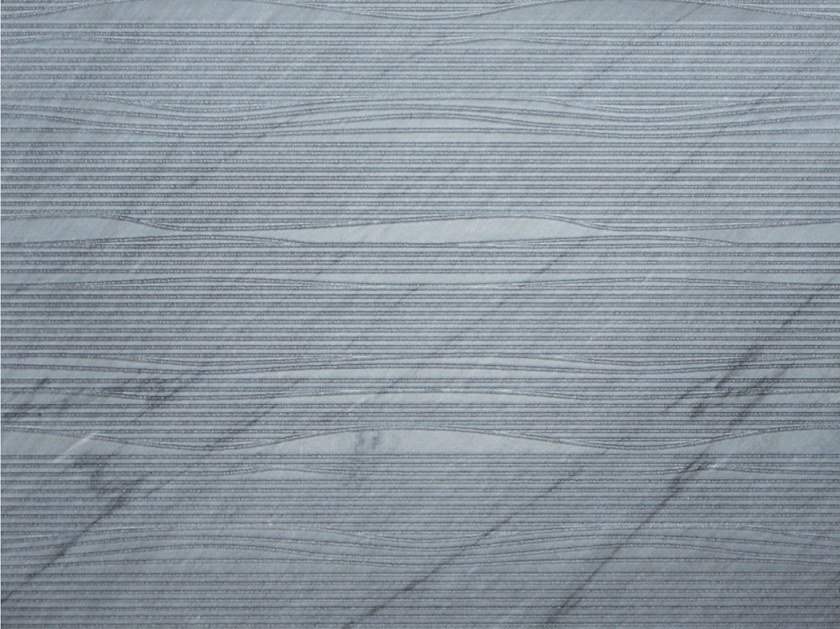Marble wall/floor tiles GROOVE BARDIGLIO by TWS