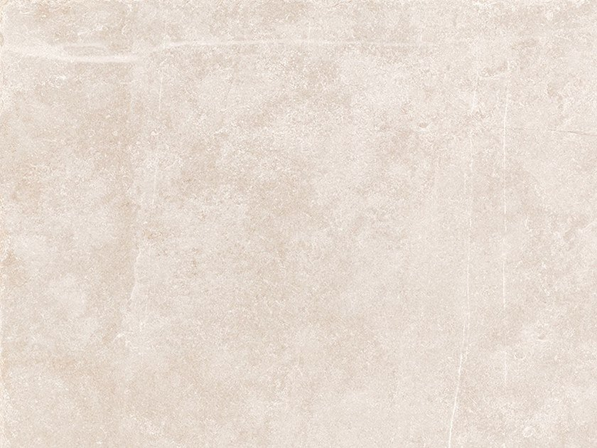Porcelain stoneware wall/floor tiles with stone effect GROOVE HOT WHITE by Provenza by Emilgroup