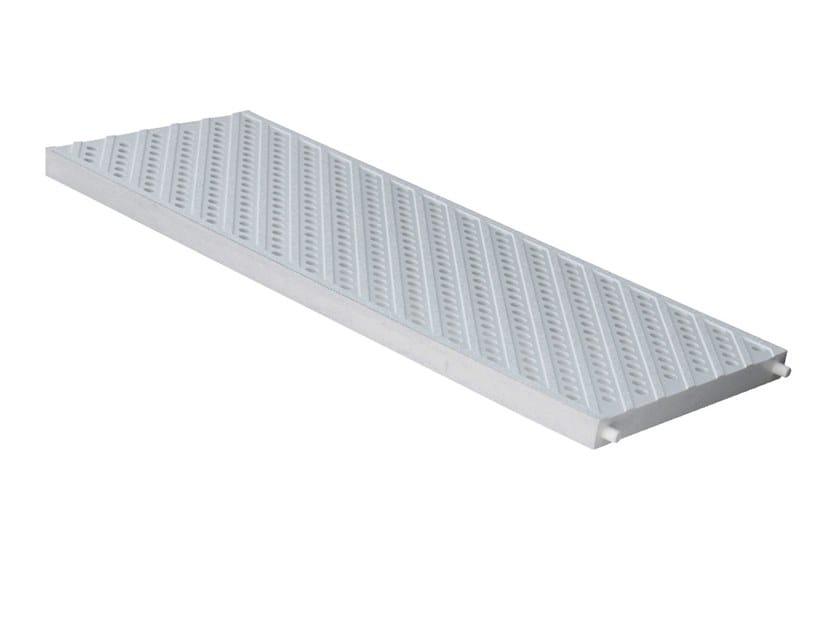 Borde para piscina de PVC GRP130G by First Corporation