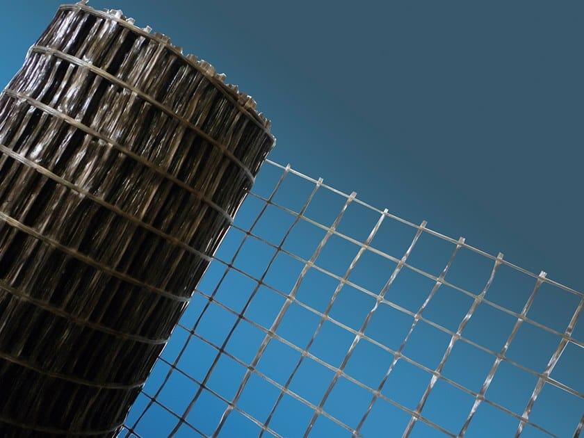 Rete di rinforzo in fibra di vetro GLASSTEX GT 40.40 by Biemme