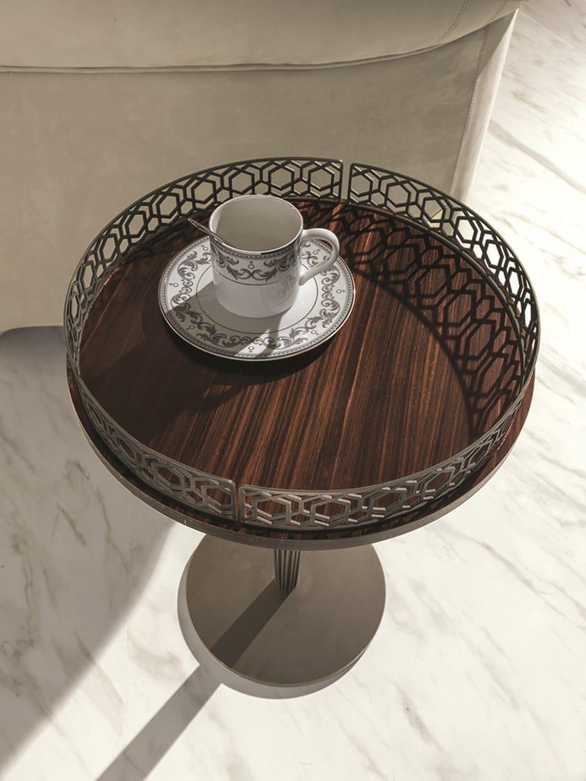 GUERIDON   Tavolino in marmo Collezione Loveluxe Regency
