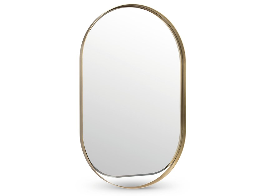 Oval framed mirror GYSELLE | Oval mirror by OPERA CONTEMPORARY