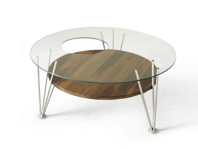 H 121 Table Basse By Dale Italia