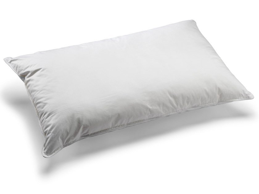 Rectangular Dacron® pillow H2O 90 by Frauflex