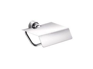 Metal toilet roll holder H2O | Metal toilet roll holder by INDA®