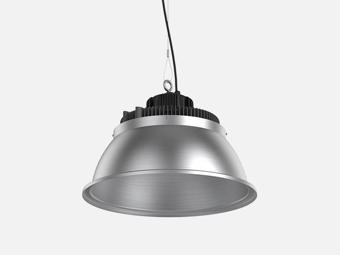 LED die cast aluminium pendant lamp H3   Pendant lamp by LANZINI