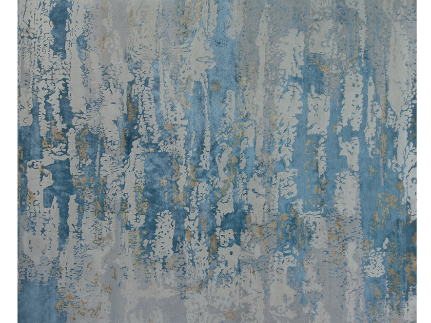 Handmade rug HABANA ACACIA by EDITION BOUGAINVILLE