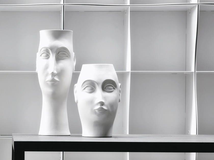 Ceramic vase HABIBI / HAMAL by Adriani e Rossi edizioni