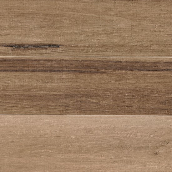Porcelain stoneware flooring with wood effect HABITA NOCE by Ceramiche Coem