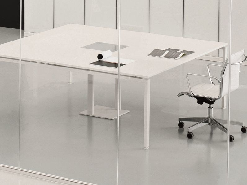 Meeting table HADIS.MEETING by Archiutti