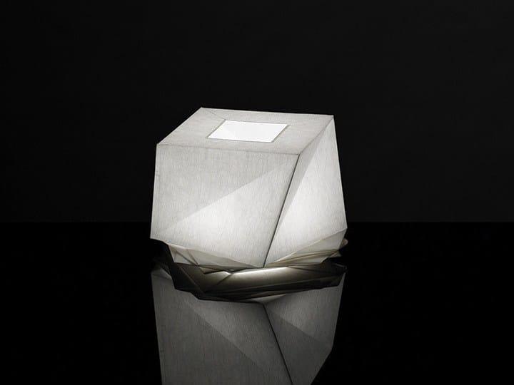 LED floor lamp HAKOFUGU MICRO by Artemide