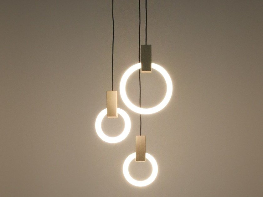 Aluminium pendant lamp halo by matthew mccormick design matthew aluminium pendant lamp halo by matthew mccormick aloadofball Image collections