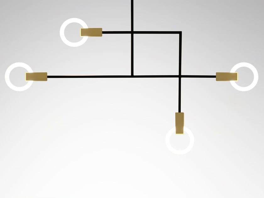Aluminium pendant lamp halo reach by matthew mccormick design aluminium pendant lamp halo reach by matthew mccormick aloadofball Image collections