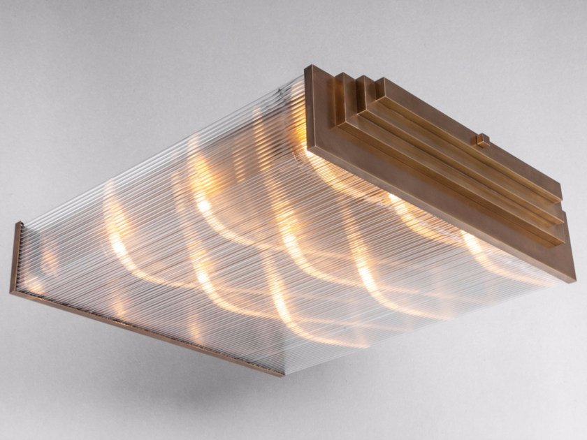Plafoniera Ottone : Plafoniera in ottone hamburg iii patinas lighting