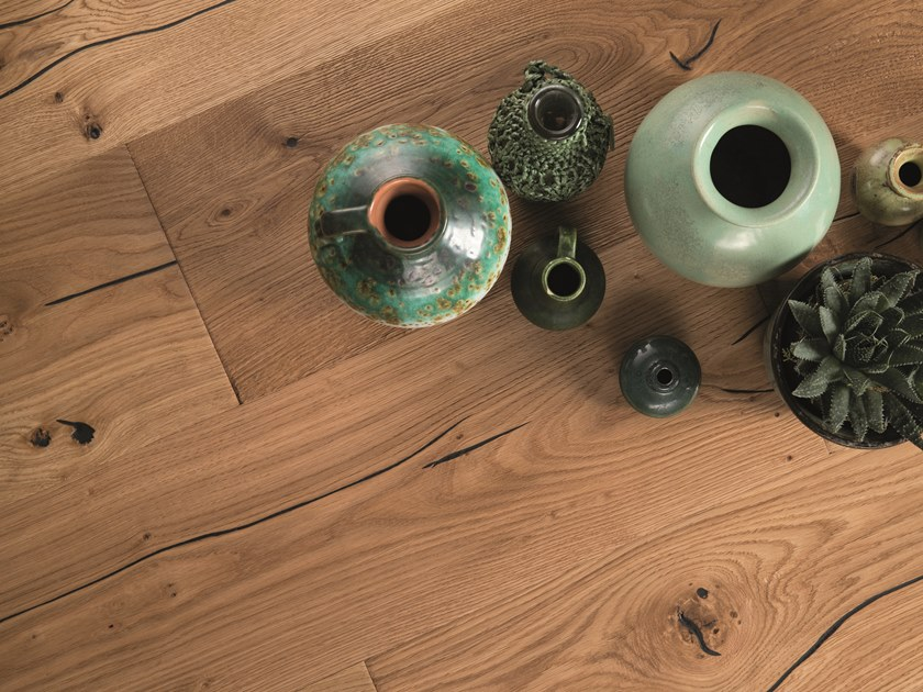 Oak parquet HANDCRAFTED OAK EPOCA by BOEN