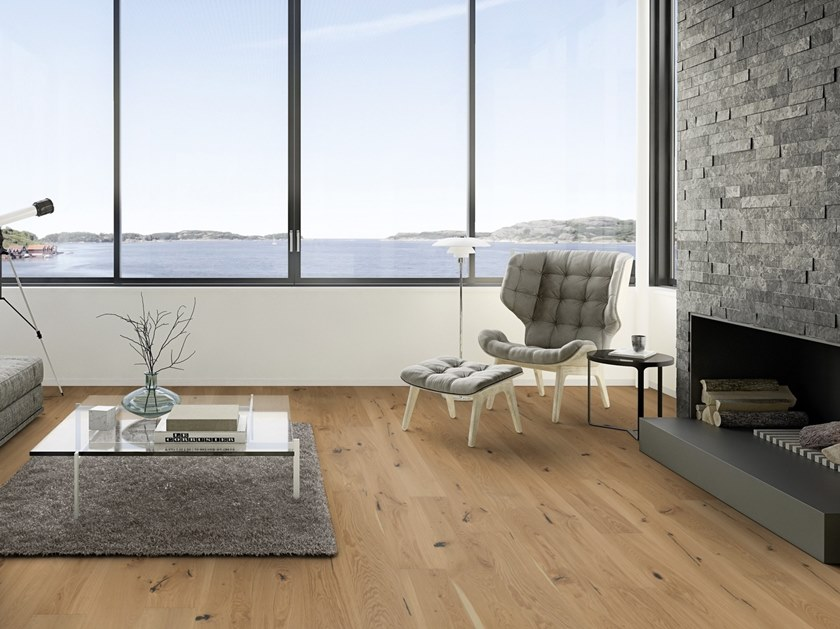 Parquet 3 strati in rovere HANDCRAFTED ROVERE SENSES by BOEN
