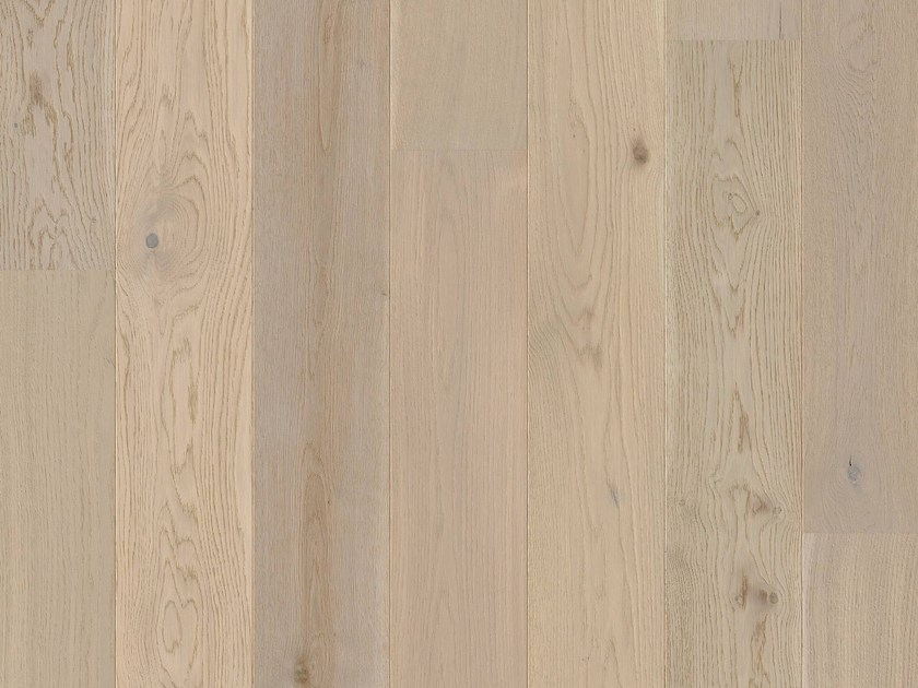 Brushed oak parquet HARBOURSIDE OAK by Pergo